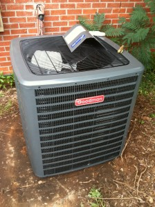 NEW NEVINS HVAC UNIT 2013 photo